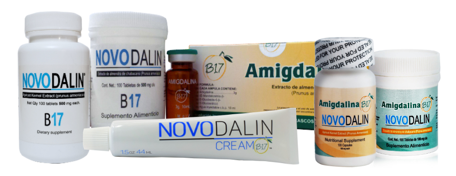 Amygdalin Products