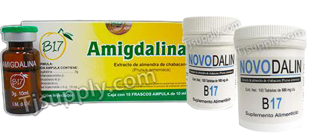 TJ supply Amygdalin Products